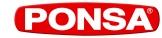 Logo PONSA