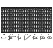 Illustration principale du produit : 0015043_noir_montage.jpg